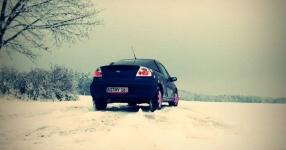 Wintersaison Schnaittenbach Opel Tigra Winter  Bild 716410