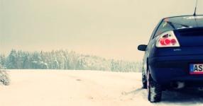 Wintersaison Schnaittenbach Opel Tigra Winter  Bild 716411