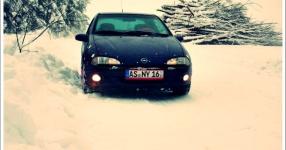 Wintersaison Schnaittenbach Opel Tigra Winter  Bild 717212