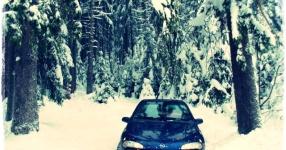Wintersaison Schnaittenbach Opel Tigra Winter  Bild 717213