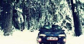 Wintersaison Schnaittenbach Opel Tigra Winter  Bild 717214