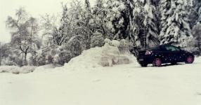 Wintersaison Schnaittenbach Opel Tigra Winter  Bild 717216