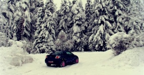 Wintersaison Schnaittenbach Opel Tigra Winter  Bild 717217