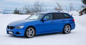 BMW 3 Touring (F31) 11-2012 von Arnold  BMW, 3 Touring (F31), Kombi  Bild 717468