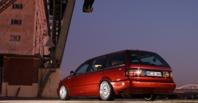 VW PASSAT Variant (3A5, 35I) 03-1991 von stiff  Kombi, VW, PASSAT Variant (3A5, 35I)  Bild 719150