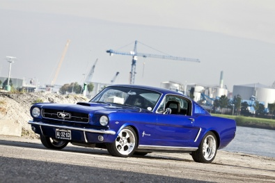 Ford Mustang Shelby GT350 Fastback