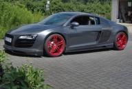 Audi R8 von RockstarBlau