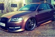 Audi A3 (8P1) von mrfitness