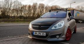Opel CORSA D 06-2007 von Vauxhall1989  Opel, CORSA D, 2/3 T�rer  Bild 730067