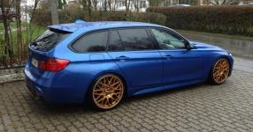BMW 3 Touring (F31) 11-2012 von Arnold  BMW, 3 Touring (F31), Kombi  Bild 730945
