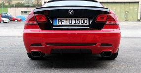 BMW 3 Coupe (E92) 05-2008 von E92RED  Coupe, BMW, 3 Coupe (E92)  Bild 732151