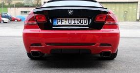 BMW 3 Coupe (E92) 05-2008 von E92RED  Coupe, BMW, 3 Coupe (E92)  Bild 732151