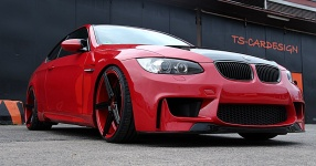 BMW 3 Coupe (E92) 05-2008 von E92RED  Coupe, BMW, 3 Coupe (E92)  Bild 732152
