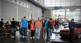 TUNING WORLD BODENSEE-Friedrichshafen 2013 von E92RED Friedrichshafen Friedrichshafen Baden-Württemberg 2013  Bild 732532