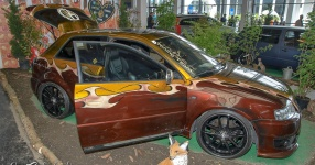 Tuningworld Bodensee  Messe Bodensee Tuning Autos Cars Tuningworld  Bild 734024
