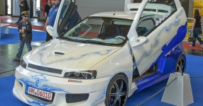 Tuningworld Bodensee  Messe Bodensee Tuning Autos Cars Tuningworld  Bild 734029