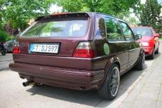 VW GOLF II (19E, 1G1) 05-1988 von gtdriver  VW, GOLF II (19E, 1G1), 2/3 Türer  Bild 742422