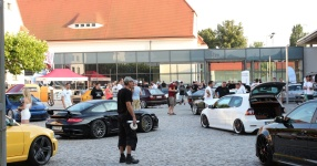 XS-Carnight 2013: Dresden in SchwarzWeiss!  XS-CarNight, Black & White, 2013  Bild 748589