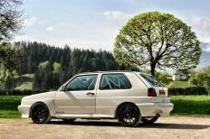 Der R32-Rallye - Leistungsstarker Rallye Golf für die Rundstrecke