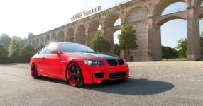 BMW 3 Coupe (E92) 05-2008 von E92RED  Coupe, BMW, 3 Coupe (E92)  Bild 749744