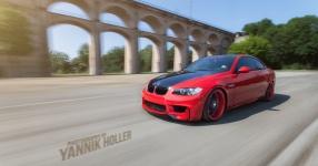 BMW 3 Coupe (E92) 05-2008 von E92RED  Coupe, BMW, 3 Coupe (E92)  Bild 749746