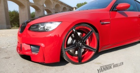 BMW 3 Coupe (E92) 05-2008 von E92RED  Coupe, BMW, 3 Coupe (E92)  Bild 749771