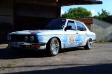 BMW 5 (E28) 04-1986 von Ghosti  BMW, 5 (E28), Limousine  Bild 768426