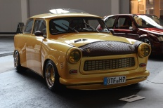 Trabant 601 Tuning: Rennpappe Deluxe