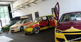 Tuning Expo Saarbr�cken - the Place to be!