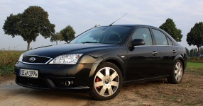 Ford MONDEO III (B5Y)