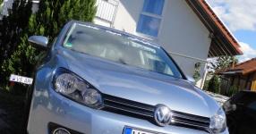 VW GOLF VI (5K1) 10-2009 von Skihasi  VW, GOLF VI (5K1), 2/3 Türer  Bild 756014