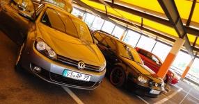 VW GOLF VI (5K1) 10-2009 von Skihasi  VW, GOLF VI (5K1), 2/3 Türer  Bild 781147