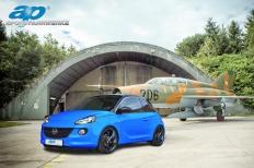 Tieferlegung für den Opel Adam