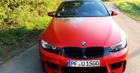 BMW 3 Coupe (E92) 05-2008 von E92RED  Coupe, BMW, 3 Coupe (E92)  Bild 784041
