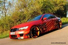 BMW 3 Coupe (E92) 05-2008 von E92RED  Coupe, BMW, 3 Coupe (E92)  Bild 784042