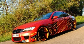 BMW 3 Coupe (E92) 05-2008 von E92RED  Coupe, BMW, 3 Coupe (E92)  Bild 784042