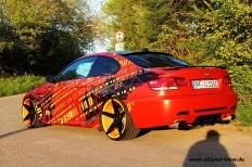 BMW 3 Coupe (E92) 05-2008 von E92RED  Coupe, BMW, 3 Coupe (E92)  Bild 784043