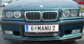 BMW 3 Cabriolet (E36) 05-1995 von SCHMORNDERL  Cabrio, BMW, 3 Cabriolet (E36)  Bild 757659