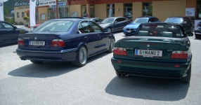 BMW 3 Cabriolet (E36) 05-1995 von SCHMORNDERL  Cabrio, BMW, 3 Cabriolet (E36)  Bild 757665