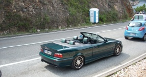 BMW 3 Cabriolet (E36) 05-1995 von SCHMORNDERL  Cabrio, BMW, 3 Cabriolet (E36)  Bild 757715