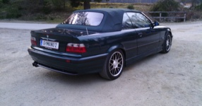 BMW 3 Cabriolet (E36) 05-1995 von SCHMORNDERL  Cabrio, BMW, 3 Cabriolet (E36)  Bild 784328