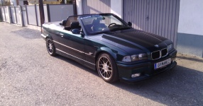 BMW 3 Cabriolet (E36) 05-1995 von SCHMORNDERL  Cabrio, BMW, 3 Cabriolet (E36)  Bild 784331