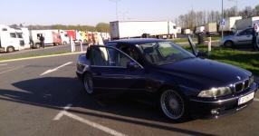BMW 5 (E39) 07-1998 von SCHMORNDERL  Alpina B10,3,2lt  Bild 784332