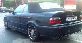 BMW 3 Cabriolet (E36) 05-1995 von SCHMORNDERL  Cabrio, BMW, 3 Cabriolet (E36)  Bild 778979