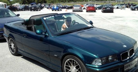 BMW 3 Cabriolet (E36) 05-1995 von SCHMORNDERL  Cabrio, BMW, 3 Cabriolet (E36)  Bild 778981