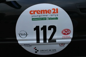 Creme21 Rallye – Gumballfeeling in Deutschland:  (Bild 63)