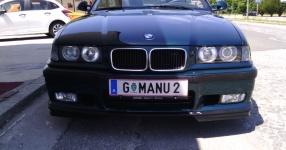BMW 3 Cabriolet (E36) 05-1995 von SCHMORNDERL  Cabrio, BMW, 3 Cabriolet (E36)  Bild 772337