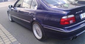 BMW 5 (E39) 07-1998 von SCHMORNDERL  Alpina B10,3,2lt  Bild 772339