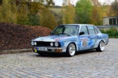BMW 5 (E28) 04-1986 von Ghosti  BMW, 5 (E28), Limousine  Bild 779452