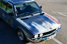 BMW 5 (E28) 04-1986 von Ghosti  BMW, 5 (E28), Limousine  Bild 779457